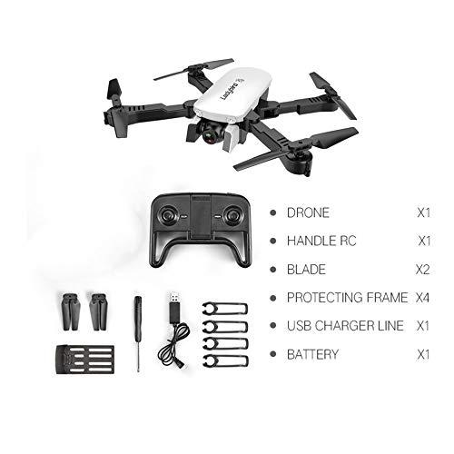 gfjfghfjfh Doble cámara Drone Plegable Profesional HD 4K Antena de ...