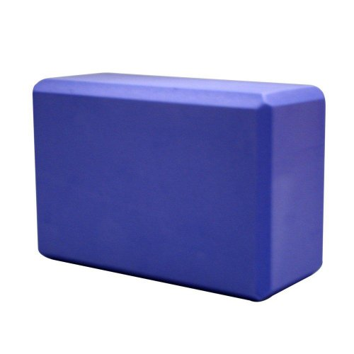 Sivan Health and Fitness Yoga Foam Block (Purple)