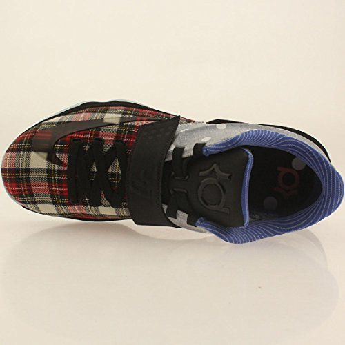 Nike KD VII EXT CNVS QS Herren Sneaker Universität Rot / Schwarz-Weiß