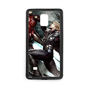 Iron Man Samsung Galaxy Note 4 Cell Phone Case Black Puuow