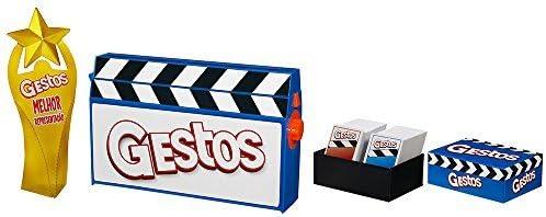 Hasbro Gaming - Juego de Habilidad Gestos (04257190) (versión Portuguesa): Amazon.es: Juguetes y juegos