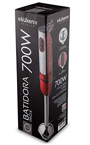 Alfa 20761 - Batidora kuken+ 700w con accesorios: Amazon.es: Bricolaje y herramientas