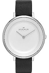 Skagen Women's SKW2261 Ditte Analog Display Analog Quartz Black Watch