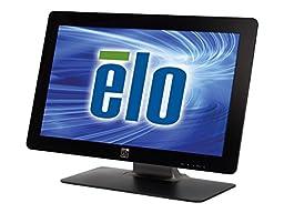 Elo E497002 Desktop Touchmonitors 2201L Projected Capacitive 22\'\' LED-Backlit LCD Monitor, Black