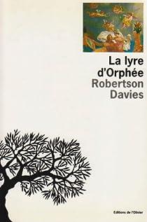 La lyre d'Orphée par Davies