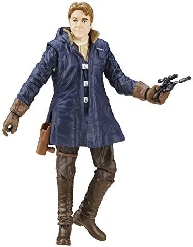 Star Wars Black Series carbonisé Han Solo A confirmé l/'ordre Amazon exclusive