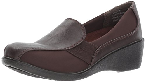 Stretch Brown Dolores Women's Easy Street Flat YxwXqc7cPT