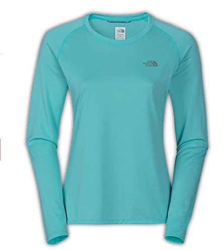 The North Face Women's L/S Reaxion AMP Tee (X-Large)