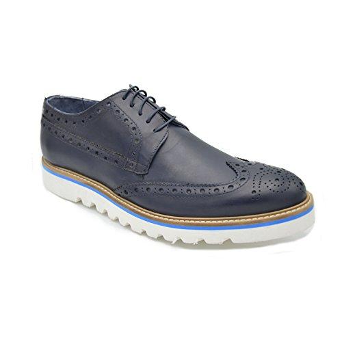 drudd - Zapatillas para hombre Azul azul 44 q9BaJhKRj4