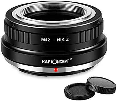 M42-NZ Lens Mount Adapter Ring for M42 to for Nikon Z Mirrorless Camera