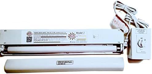 UVB Midband TM Ultraviolet Lamp Twist Timer 120v