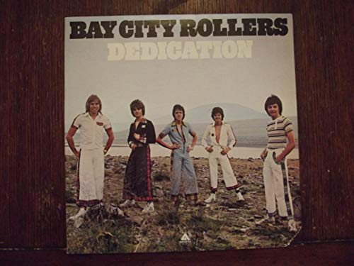 Price comparison product image Bay City Rollers - Dedication - 1976 - AB 4093 - Vinyl LP