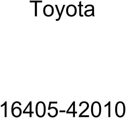 Toyota 16405-42010 Tank Cap Sub Assembly