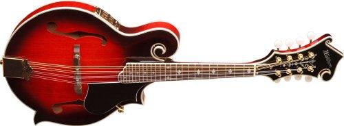 Florentine Cutaway (Washburn  M3SWETWRK Florentine Cutaway Mandolin (Rosewood))