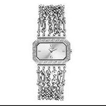 Montres Guess i90200L1 (Silver)  Amazon.fr  Montres 8cd8b171561