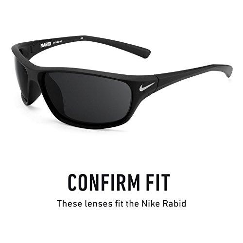 repuesto múltiples para Opciones Mirrorshield — Nike de Lentes Bolt Rabid Polarizados Dorado C4Sx6w5wq