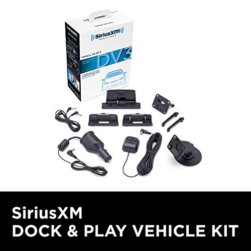 Siriusxm Sxdv3 Satellite Radio