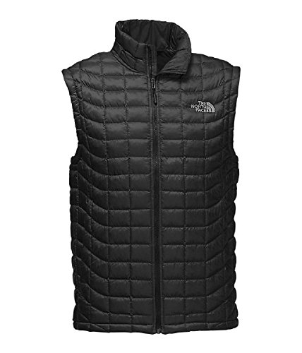 The North Face Mens Thermoball Vest TNF Black - XL