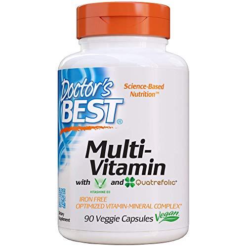 MultiVitamin Formulation Fully Optimized