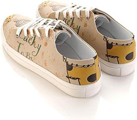 Sweet Girl Slip on Sneakers Shoes SPR5011