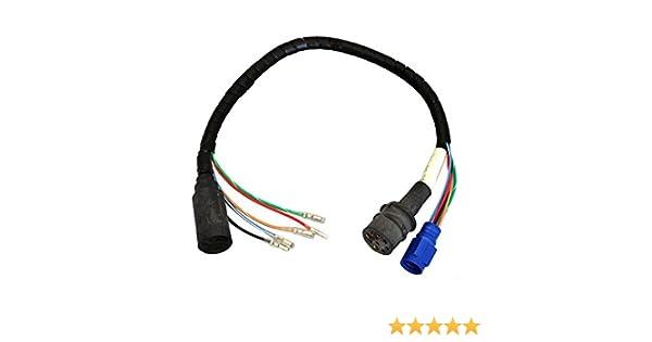 evinrude wire harness amazon com mercury to johnson evinrude engine adapter harness  johnson evinrude engine adapter harness