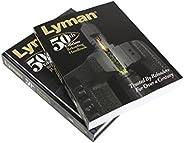 Lyman 50th Edition Reloading Handbook Softcover