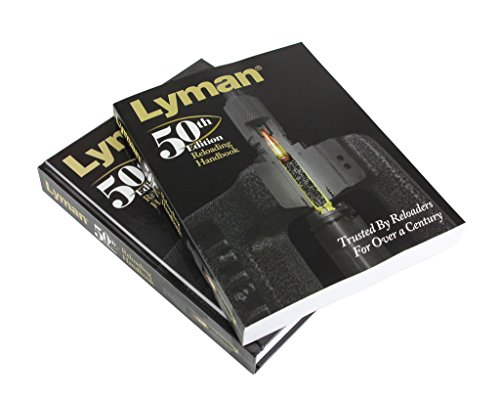 Lyman 50th Edition Reloading Handbook Softcover