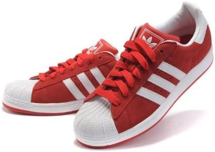 adidas Superstar Junior red/White UK