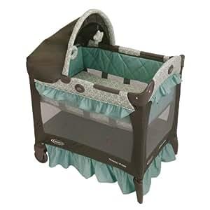 Graco Pack 'n Play Travel Lite Crib Playard, Winslet