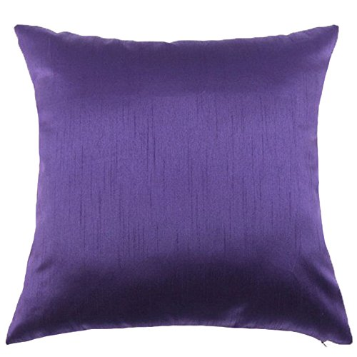 PinkyColor Printed Stuffed Cushion LivebyCare Imitated Silk Fabric Filling Stuffing Throw Pillow Insert Filler Pattern Zipper For Decor Decorative Bed Family Room
