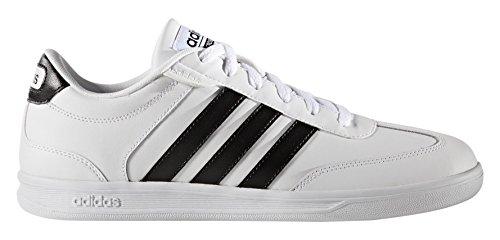 adidas CROSS COURT - Zapatillas deportivas para Hombre, Blanco - (FTWBLA/NEGBAS/NEGBAS) 40 2/3
