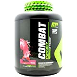 MusclePharm Combat 1.82kg Powder Muscle Growth Protein Nutrition Supplement Triple Berry