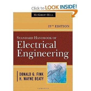 Electrical Engineers 15th (Fifteenth) Edition byFink pdf