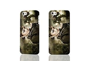 Sucker Punch Custom Diy Unique Image Durable 3D Case Iphone 5 5S Hard Case Cover
