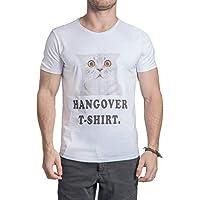 Camiseta Gato Hangover