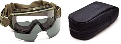 Smith Optics Elite Outside The Wire Asian Fit Tactical Goggle