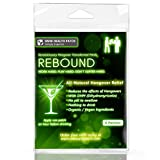 Rebound Hangover Patch 6-Day Supply Pack – Made in USA (6 Patches) – $8.99 – Organic Vegan – Sugar, Latex, Gluten Free Review
