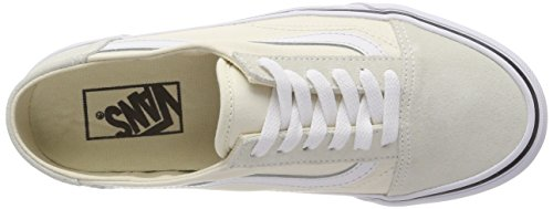 Vans Women's Old Skool Mule Trainers Off-white (Classic White/True White Frl) RHvcn
