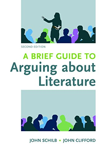 A Brief Guide to Arguing about Literature (Resources for Argumentation, Reading, Writing, and Research)