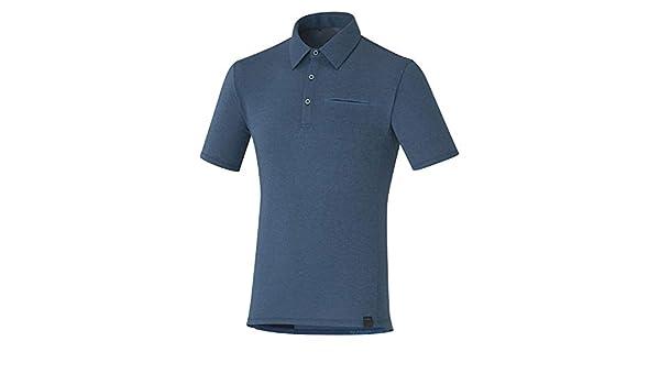 SHIMANO Polo M/C SH Transit Camisetas, Hombre: Amazon.es: Deportes ...