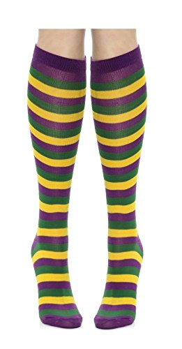 Forum Novelties Womens Funny Casual Cotton Crew Socks, Multi, One Size]()