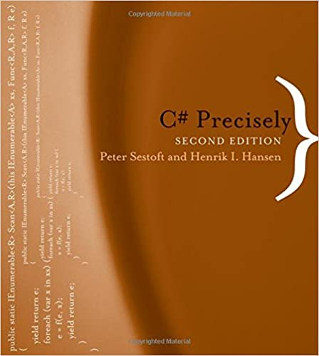 C# Precisely (MIT Press)