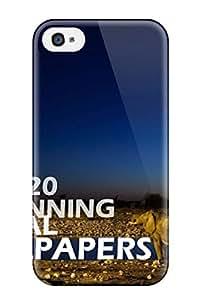 Tpu ZippyDoritEduard Shockproof Scratcheproof Stunning Animal Backgrounds 038s Hard Case Cover For Iphone 4/4s