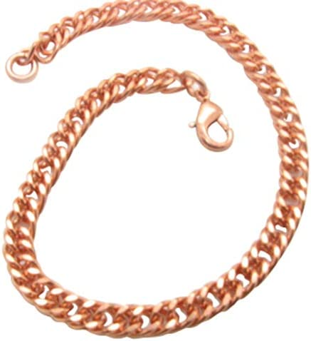 Copper Anklet CA652G Available lengths