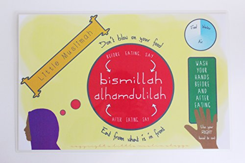 Islamic Activity Placemat - - Shoppe Table