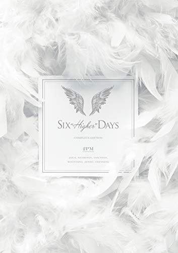 "【메이커 특전 있음] 2PM Six ""HIGHER""Days -COMPLETE EDITION - ( ""2PM Six""HIGHER ""Days -COMPLETE EDITION-""오리지널 클리어 파일 포함) [Blu-ray]"