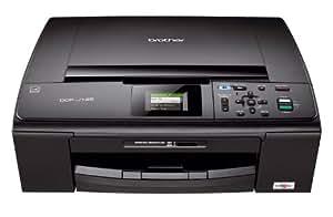 Brother DCP-J125 - Impresora multifunción de tinta color (23 ppm, Legal) Importación alemana