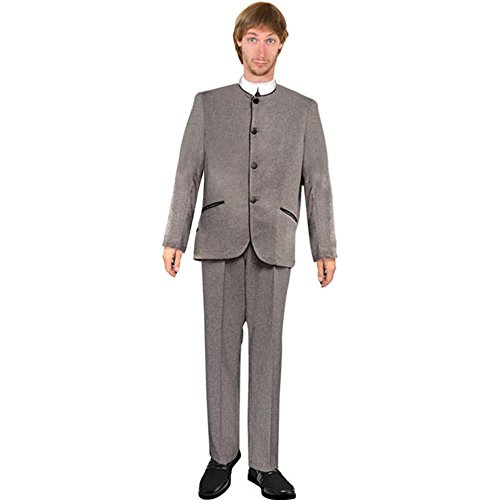 Adult Super Deluxe Beatles Halloween Costume (Size: Standard 44) ()