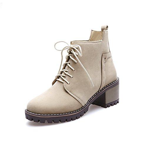 BalaMasa Abl10282, Sandales Compensées femme - Beige - beige,