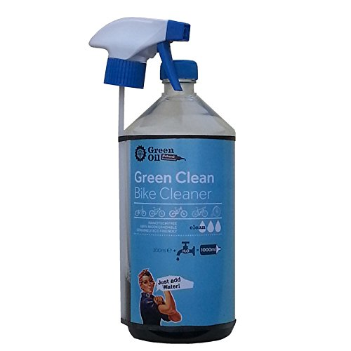 GREEN OIL Green Clean Bike Cleaner Degreaser (concentrate) 300ml